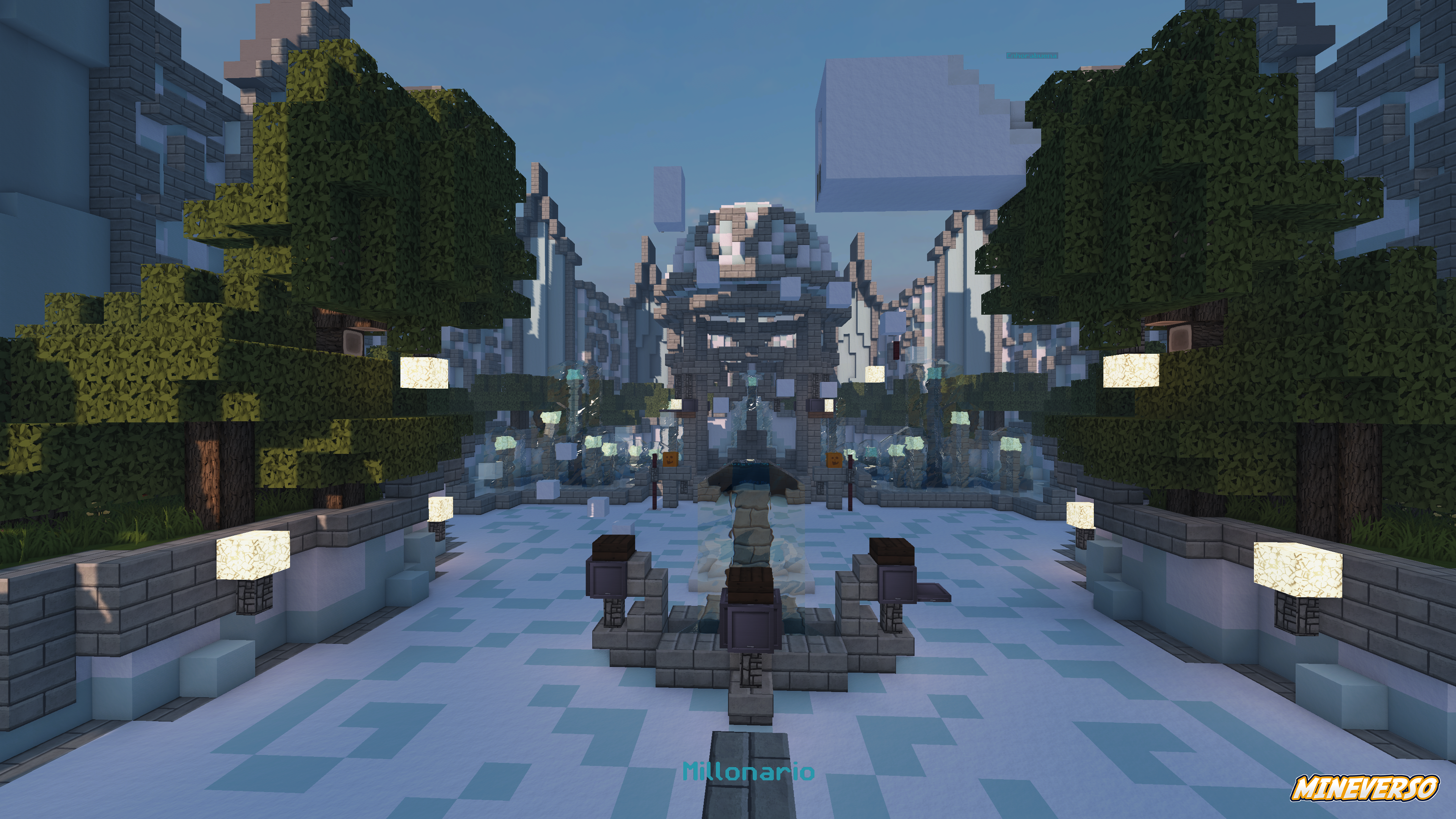 Spawn de SkyWars