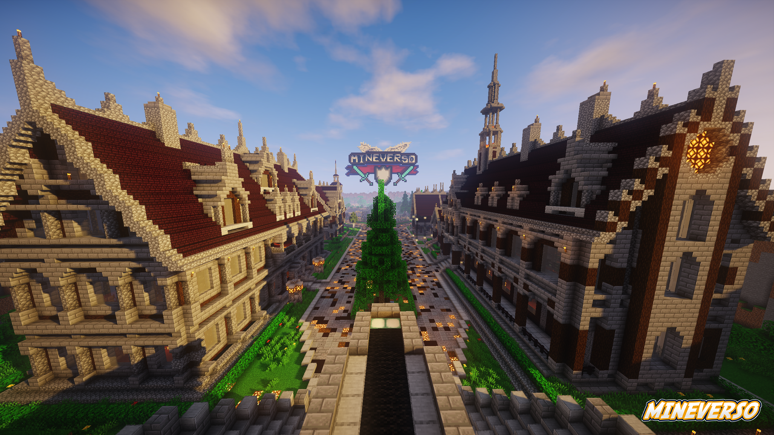 Spawn de Survival